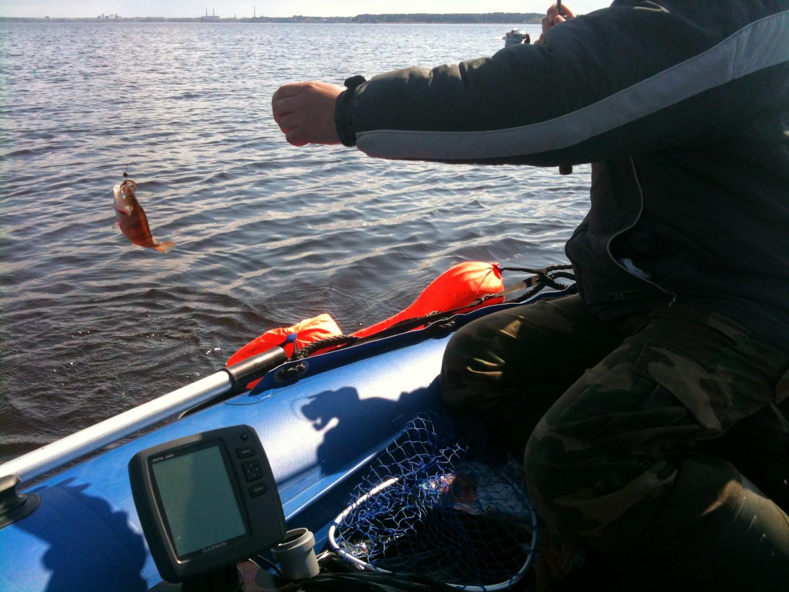дата открытия рыбалки с лодок